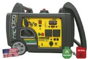 Champion 73001i-DF Inverter Petrol Generator Dual Fuel 3100 Watt